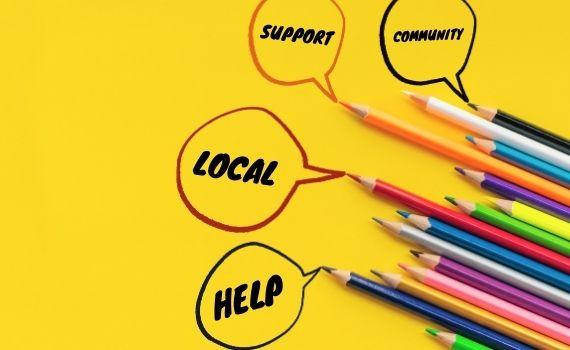 Help Local Support